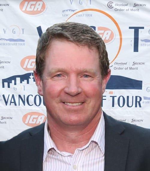 VGT Commissioner Fraser Mulholland