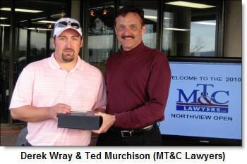 Wild & Crazy Day for Wray at the MTC Northview Open