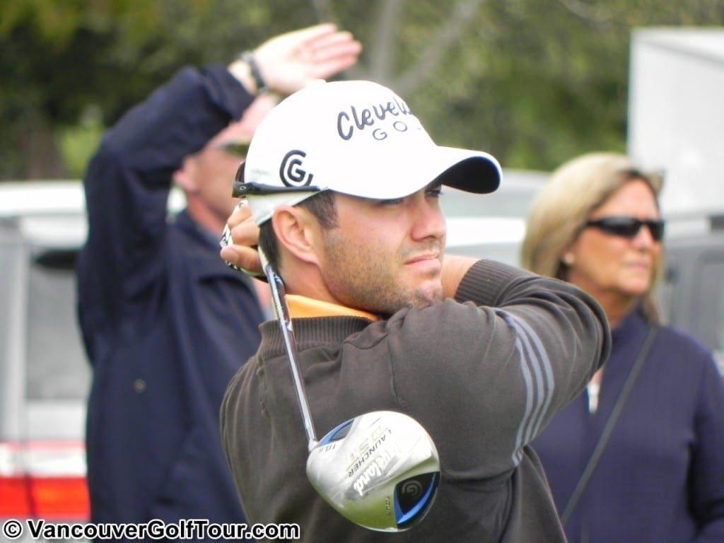 Adam Hadwin - 2010 Vancouver Open