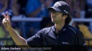 Adam Hadwin - 2011 RBC Canadian Open   Vancouver BC