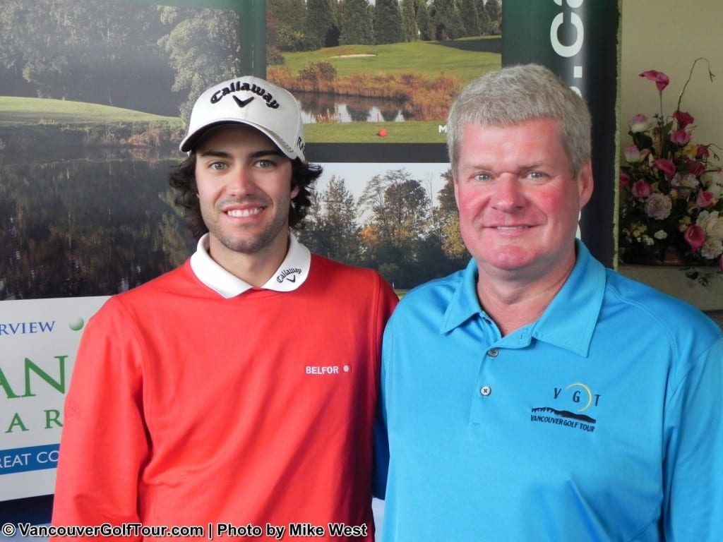 Adam Hadwin & Brad Garside of Paine Edmonds Lawyers