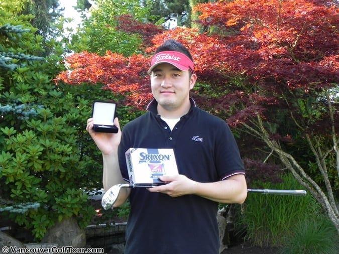 Shane Jung Hazelmere Classic