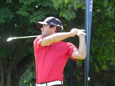 Adam Hadwin Wins in a Sudden Death Playoff