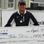 Second Win for John Shin on the VGT at Nickel Heating Open