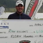 Ryan Williams Leads Order of Merit after Win at Sandpiper