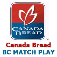 2012 Canada Bread BC Match Play Team Championship Qualifying Results