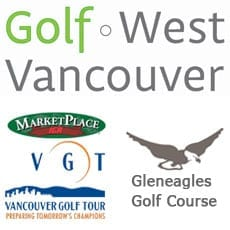 Players Announced for the VGT Golf West Vancouver Shootout