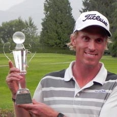 Local Chilliwack golfers perform well at the 2012 Canaccord Wealth Management Chilliwack Open