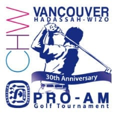 Three Tie at the Top at Hadassah Wizo Charity Pro-am