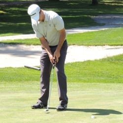 Nick Taylor - Sinks Birdie Putt on 18 for a 63.