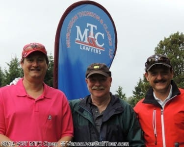 2013 Murchison Thomson & Clarke Lawyers Open