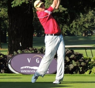 Bryn Parry Ties Competitive Course Record at the Chilliwack Men's Open