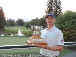 2013-Golden-Ears-Open Champion Kevin Stinson