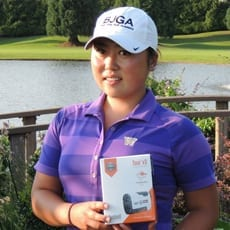 3 Straight 4 SooBin Kim: Shoots -5 (66) on VGT!!