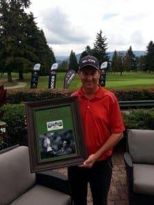 Bryn Parry - 2014 Fraser Valley Open Winner