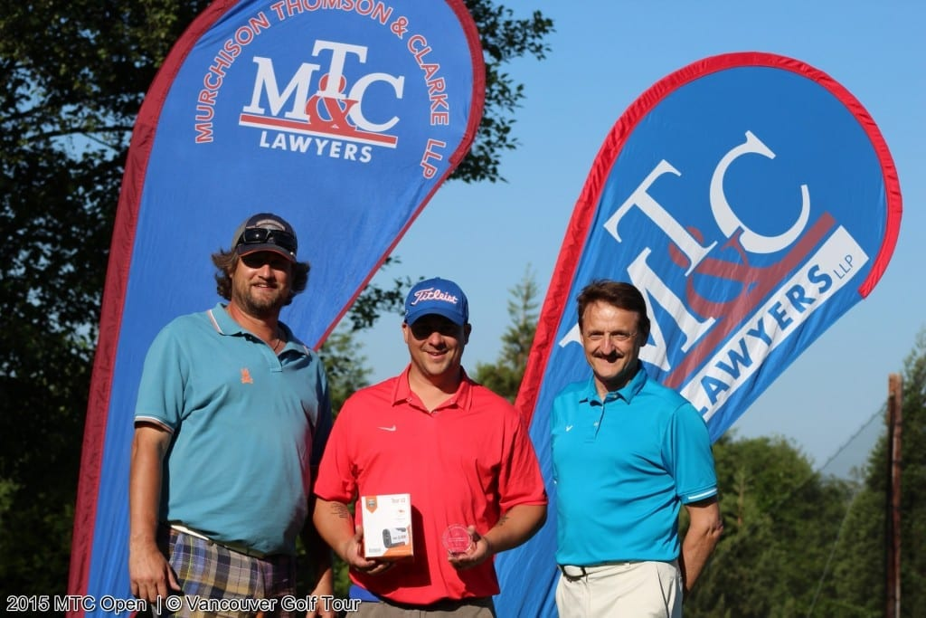 David Patterson (MTC), Kyle Gerard, Ted Murchison (MTC)