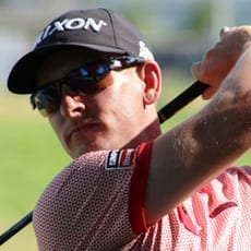 Stinson Sizzles Against Star Studded PGA Field