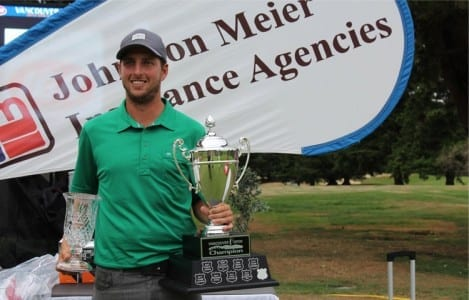 Clapp Clinches Coveted Vancouver Open Title in Style