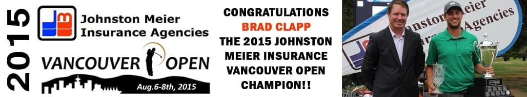 2015 Vancouver Open Brad Clapp