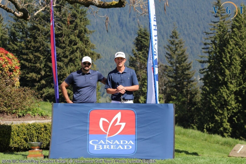 2015 Champions Thomas Hay & Jer Paradis look to defend their title this Sunday at Shaughnessy.