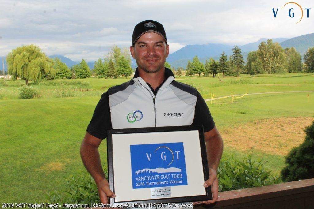 VGT Major #3 - Winner Riley Wheeldon