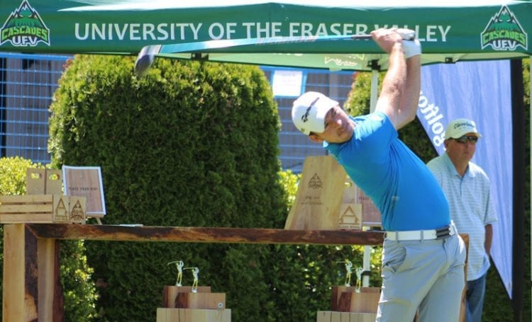Nick Taylor triumphant at UFV Cascades Pro-Am