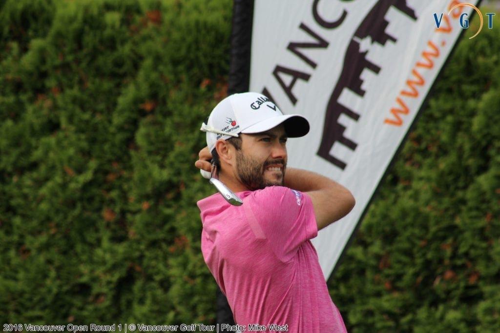 PGA TOUR regular Adam Hadwin