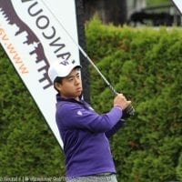 19 Year Old Jordan Lu Leads the Way thru 18 Holes at Van Open
