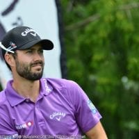 PGA Tour's Adam Hadwin one Shot Off the Lead
