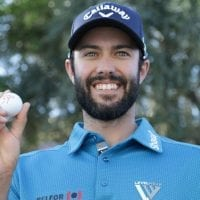 VGT's Alumni Hadwin Shoots Record Setting 59 on the PGA TOUR