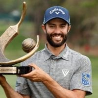 Congratulations 7-Time VGT Winner ADAM HADWIN on your first PGA Tour WiN!
