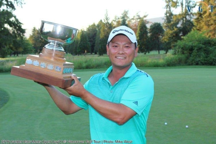 John Shin's Birdie-Birdie-Eagle Finish Seals the Deal