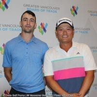 Mike Belle & John Shin Champions at Board of Trade ProAm