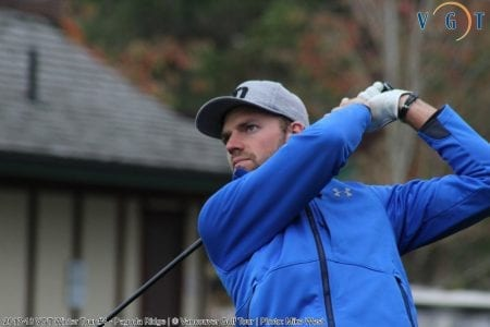 Renfrew Repeats Sub-Par Round for the Win at Pagoda Ridge