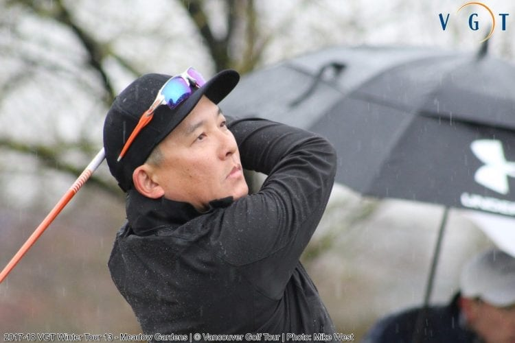 Lee takes lead to Win in less than Favourable Conditions