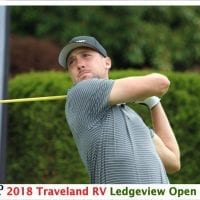 Secord Records first VGT Win at Traveland Ledgeview Open