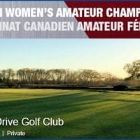 105th Canadian Women's Amateur Championship Heads to Marine Drive