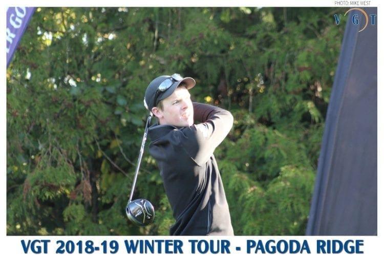Winter Tour #1 – Pagoda Ridge Golf Course: Jacob Bland