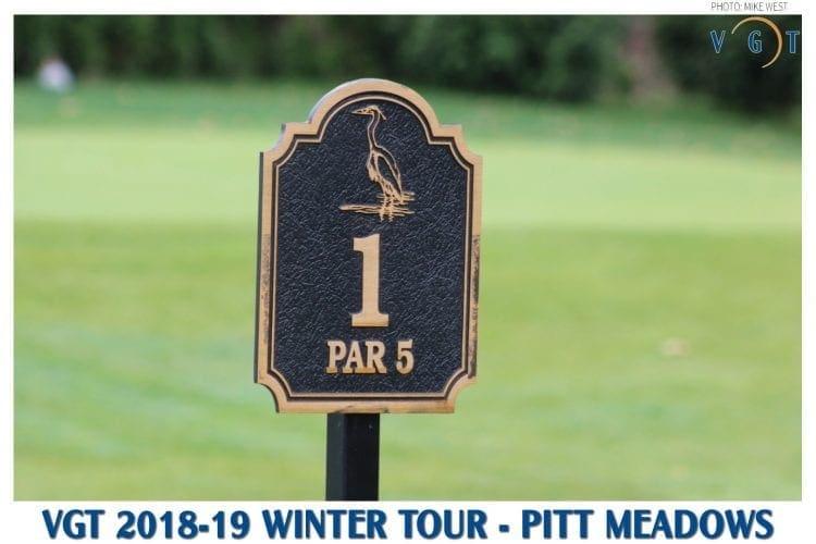 Winter Tour #3 – Pitt Meadows Golf Club