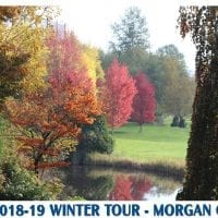 Winter Tour #2 – Morgan Creek: 3 tie at minus 3