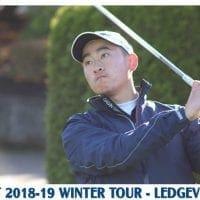 Winter Tour #11 – Li Wang Wins @ Ledgeview (again)