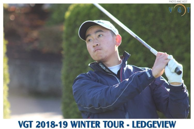 2018.19 Winter #4 - Ledgeview, Li Wang