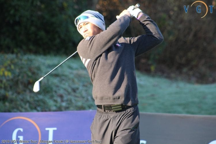 2018 Winter-Tour 9 - Morgan Creek Chris Crisologo