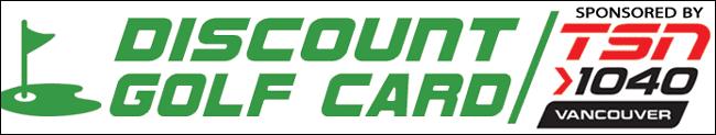 Vancouver-Discount-Golf-Card-Logo