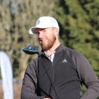 Rowe takes the win on the first playoff hole – Brad Garside Open