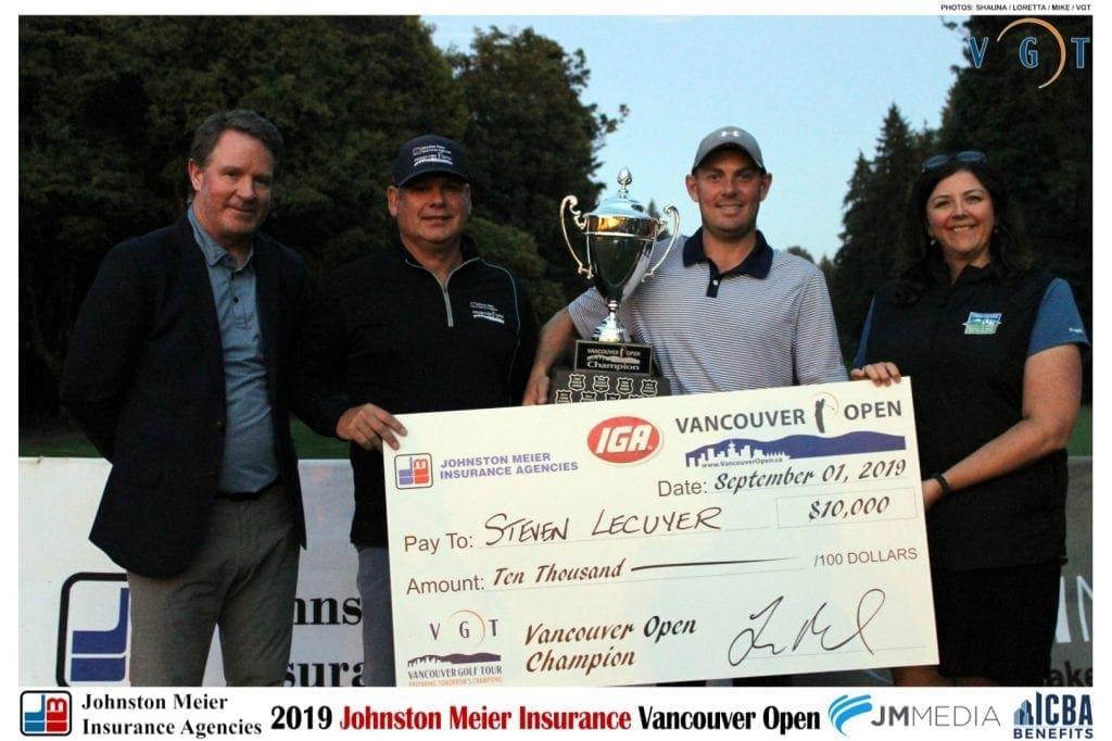 2019 Vancouver Open - Steven Lecuyer