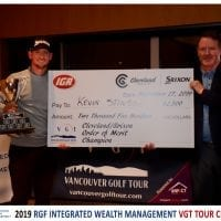 RGF Integrated Wealth Management Tour Championships