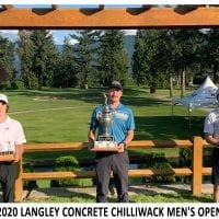 2020 Langley Concrete Group Chilliwack Open