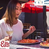 Me-n-Ed's Pizza Parlors Signs on as VGT's latest TITLE SPONSOR