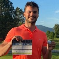 VGT Pro Michael Caan Records Magical 59 at Meadow Gardens